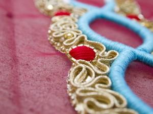 リュネビル刺繍