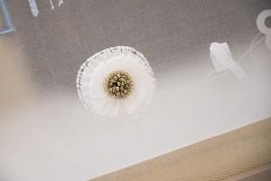 リュネビル刺繍の作品
