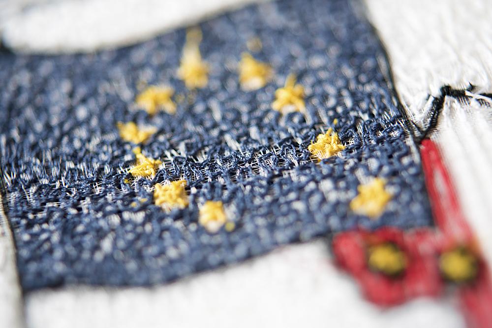 リュネビル刺繍のレッスン
