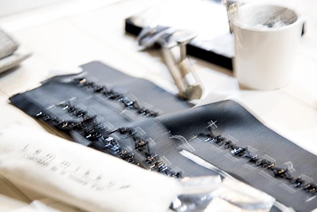 刺繍 オーダー 製作
