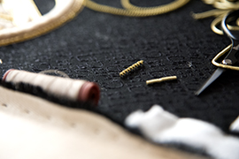 モール刺繍 オーダー