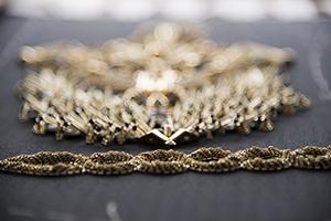 オートクチュール 刺繍 Haute couture broderie