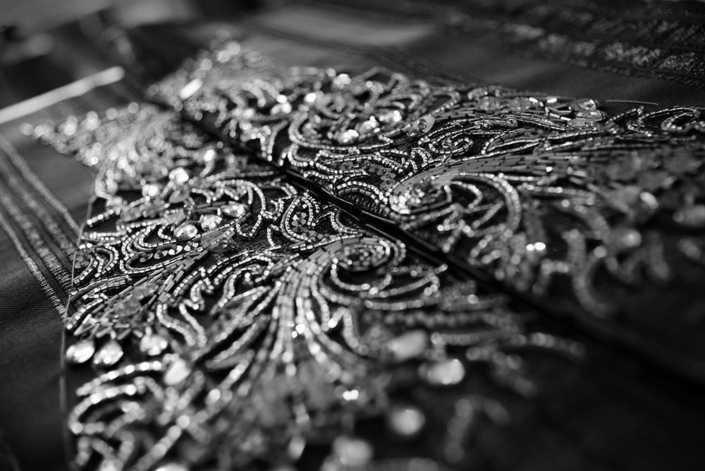中世 刺繍 オートクチュール
