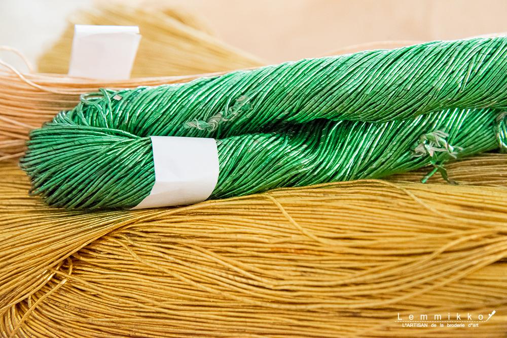 日本刺繍 金糸 販売