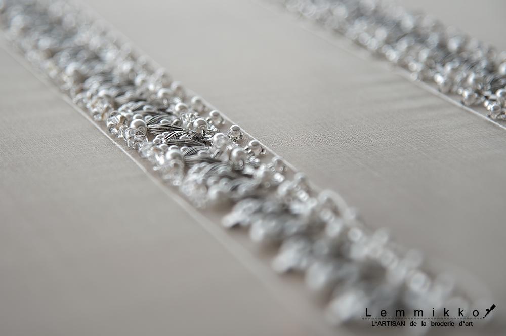 リュネビル刺繍 ブレード