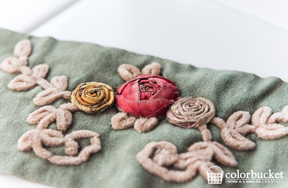 刺繍 ビンテージ