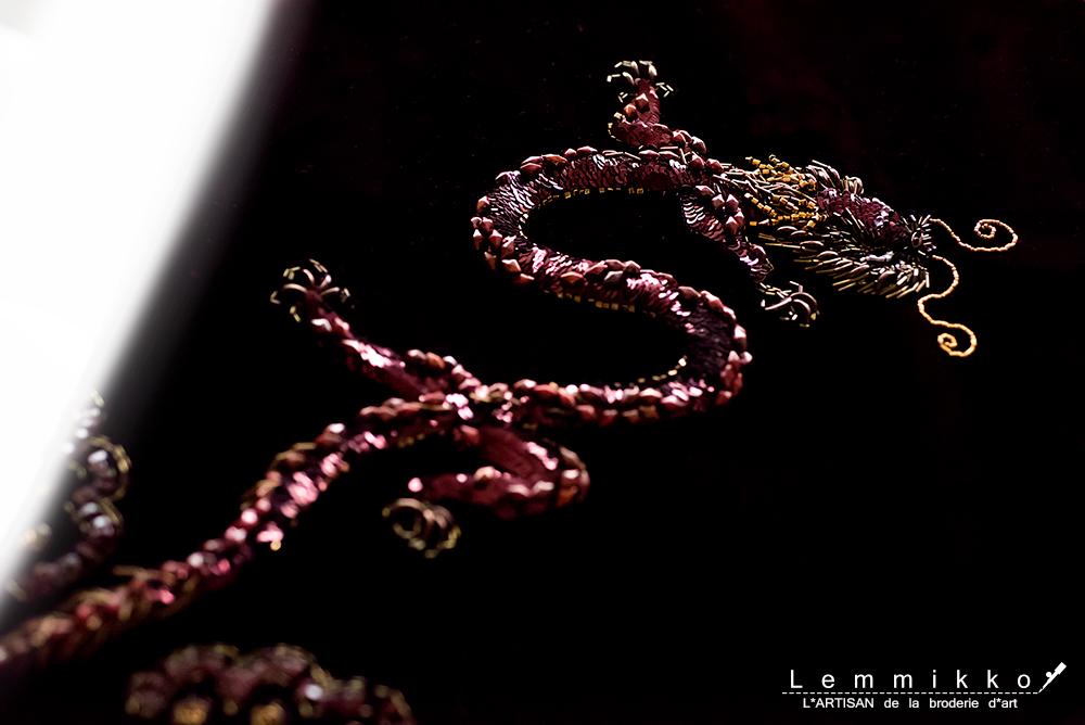 リュネビル 刺繍 やり方