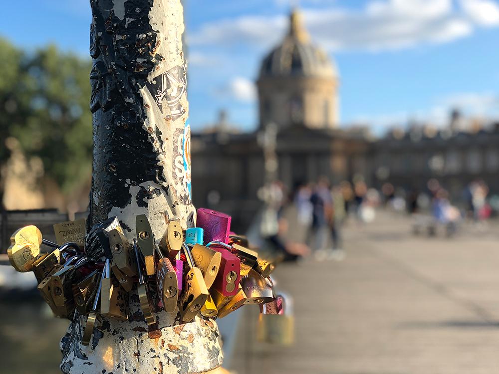 パリの橋 観光