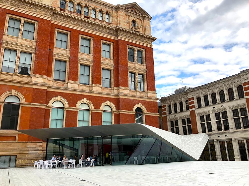 ロンドンv&a;a博物館