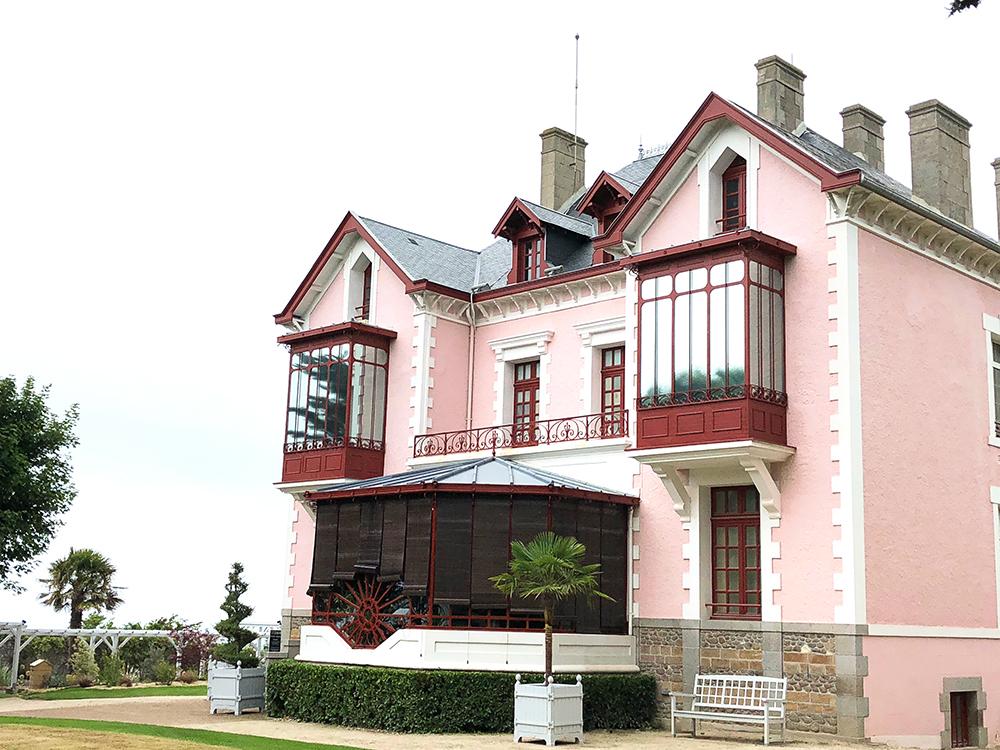 ディオールの家