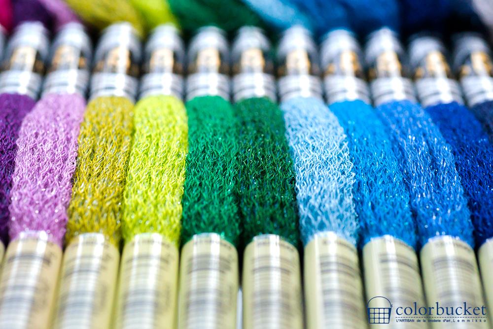 dmcの25番糸の新商品