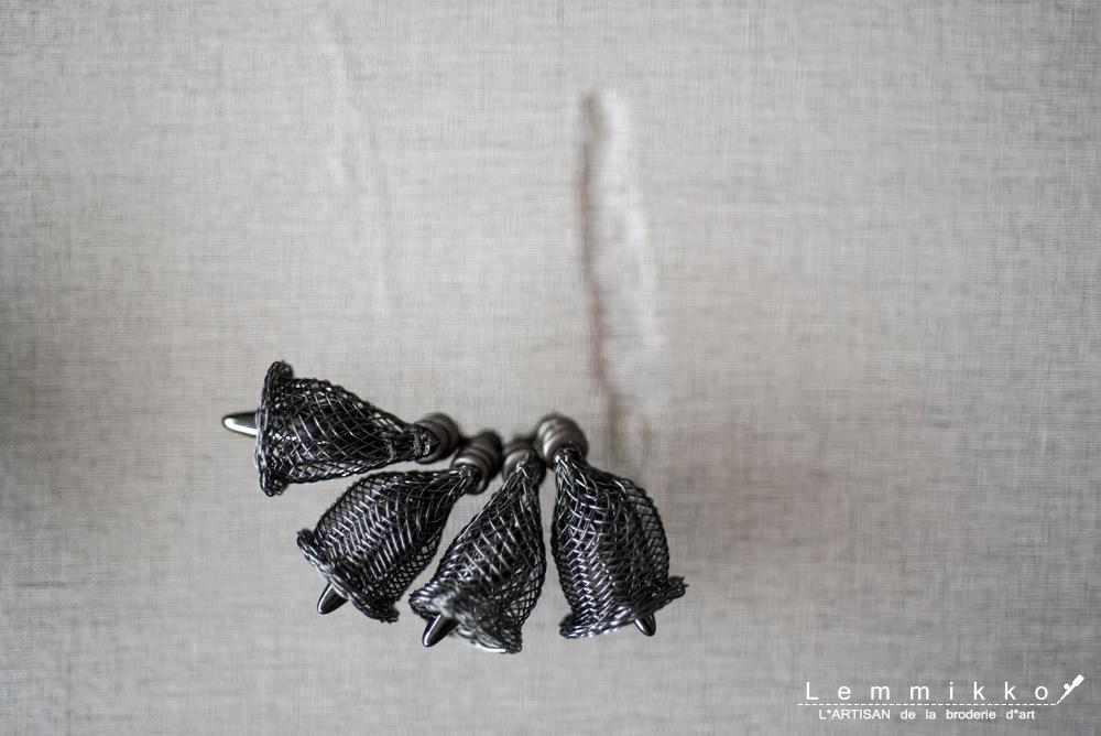 コレクションの可愛い刺繍