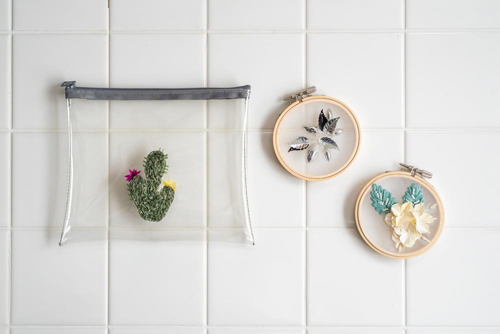 オートクチュール刺繍ワークショップ-
