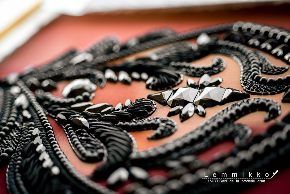 東方神起の刺繍