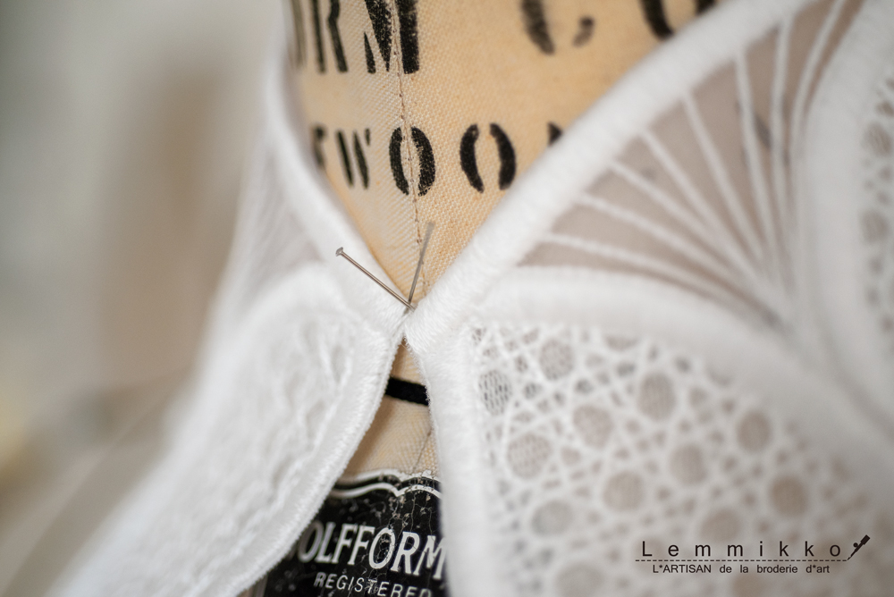 フクリエの衿
